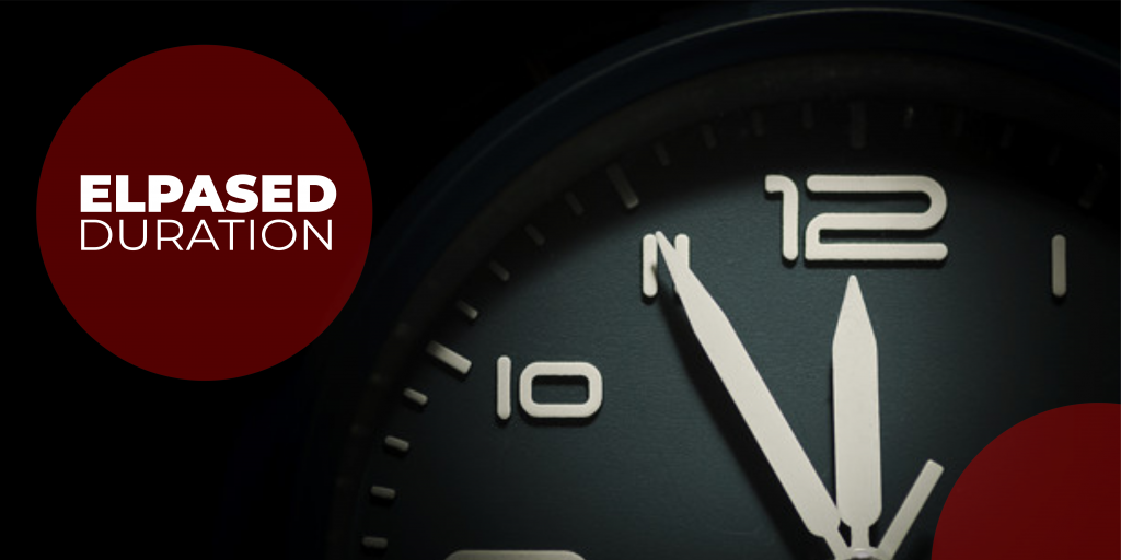 What is Elapsed Duration & its usage in project management.