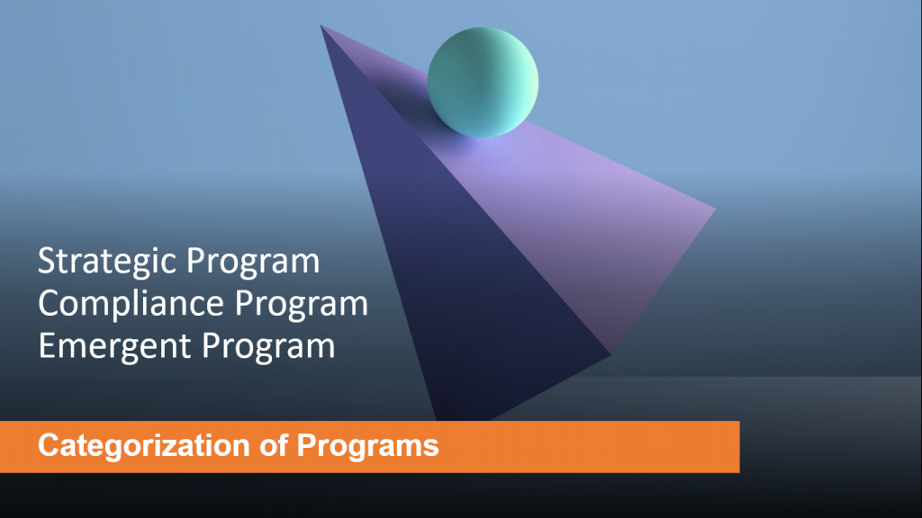 What is an Emergent Program, Who Identify Emergent Program, When & How to Identify Emergent Program?