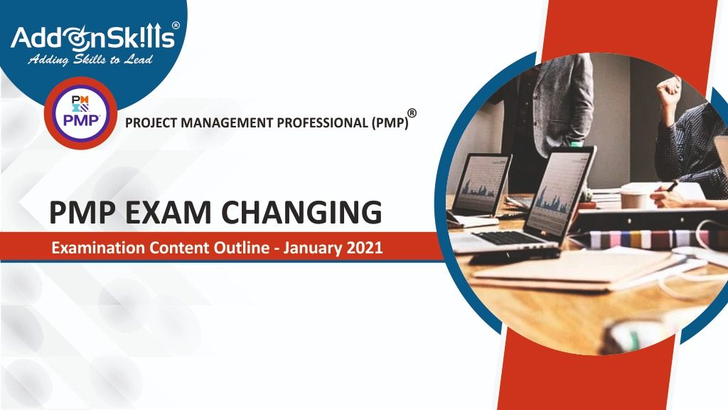 What's changing with PMP Exam - 2021